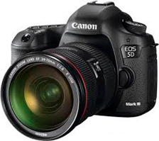 DSLR Camera for clinical photography
