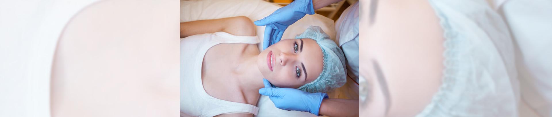 Botox patient